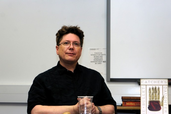 Marc Gascoigne, Managing Director of Angry Robot