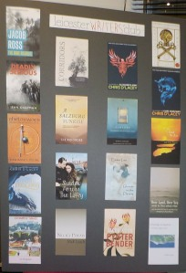 The More recent books, at least.